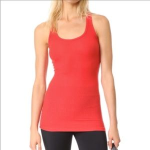 Splits 59 pure barre Ashby ribbed tank XS new